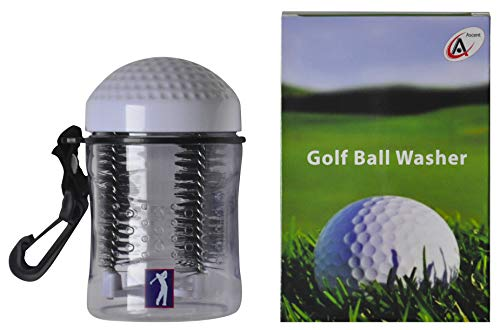 Golf Ball Waschmaschine Reiniger–Golfer 's Idee, Zubehör, Geschenk für Männer Frauen, Souvenir, Geschenk