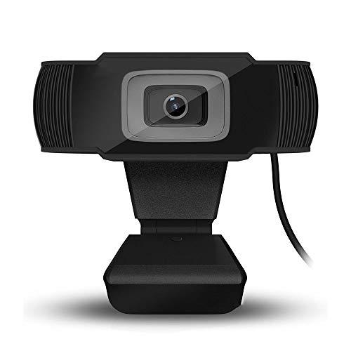 Diommest 5-Million HD Pixel Computer videocamera, autofocus Webcast Camera, Computer Web Camera PC Webcam for Network Onderwijs, Remote Conference Compatibel met Windows