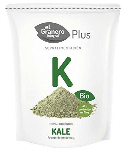 El Granero Kale Superalimento Bio 200Gr. 200 G