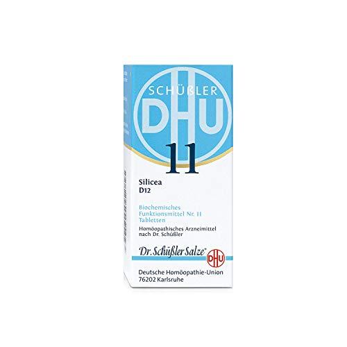 DHU Schüßler-Salz Nr. 11 Silicea D 12 Tabletten, 80 St. Tabletten