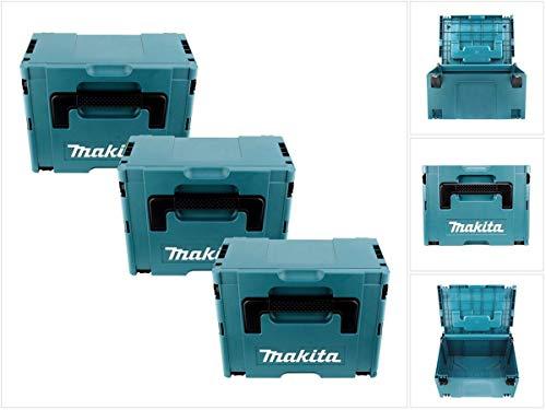 Makita Makpac Sistema maletín Talla 3(3unidades)