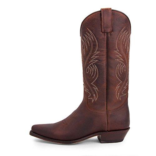 Sendra Boots - 2605 Red Sprinter 7004-39