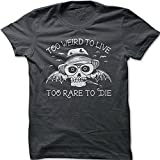 Fear and Loathing in Las Vegas Printed t-Shirt Black M