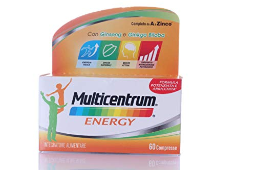 Multicentrum Mc Energy - 60 Compresse