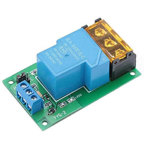 Trigger ad alto/basso livello a una via ad alta potenza, Modulo relè di isolamento fotoaccoppiatore 30A YYG-2