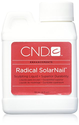 CND - Sculpting Liquide - Radical SolarNail - 4oz / 118ml