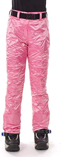 CMP snowboardbroek skibroek sneeuwbroek roze riem ClimaPROTECT® 3W10566