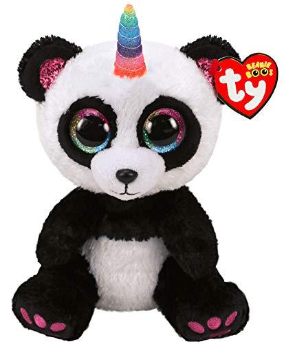 Paris Panda M/Horn - Beanie Boos Med