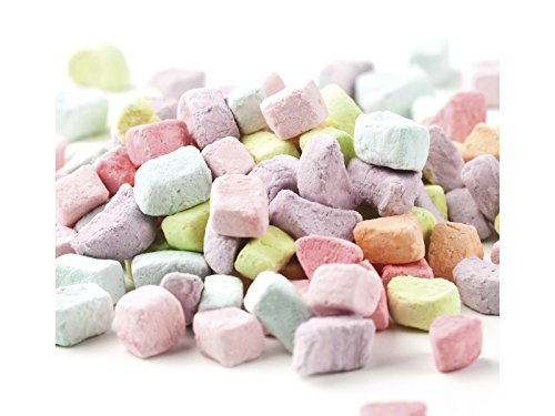 Dehydrated Marshmallows Assorted  40 lb Case