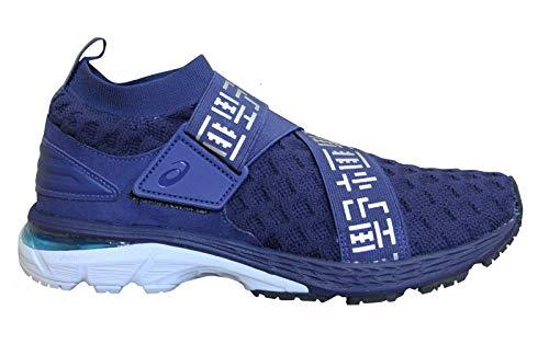 ASICS Gel-Kayano 25 Obistag Herren Running Trainers 1021A058 Sneakers Schuhe (UK 8.5 US 9.5 EU 43.5, Peacoat Silver 400)