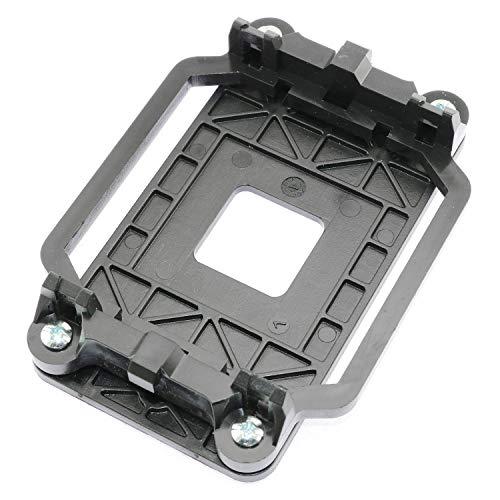 DGZZI 1 Piece CPU Cooler Bracket Motherboard Back Plate Heatsink Fan Stand Base Mount Bracket Holder for AMD Socket AM2 AM3