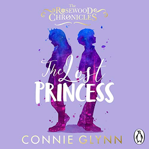 The Lost Princess audiobook cover art