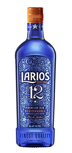 Larios 12 Gin Premium Méditerranéen, 40% - 70cl