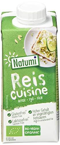Natumi Reis Cuisine Bio, 15er Pack (15 x 200 ml)