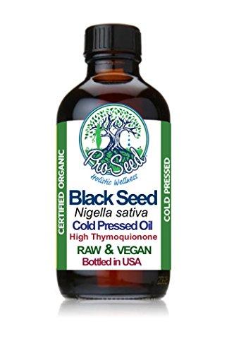 ORGANIC RAW Black Seed Oil   Virgin Unfiltered Cold Pressed Blackseed Oil   Nigella Sativa Oil   Black Cumin   Kalonji Oil