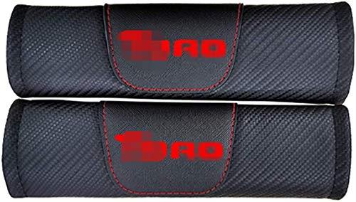 Cinturón de seguridad de asiento automotriz multifuncional 2 PCS Cinturones de seguridad Automóviles Almohadillas Cinturones de seguridad transpirables Cubiertas de la correa de hombro Cojín de arnés