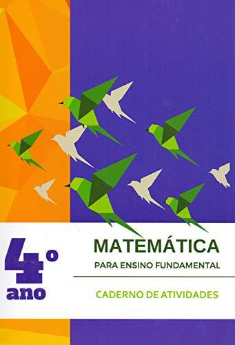 Matematica - Caderno de Atividades - 4 Ano-03Ed/20