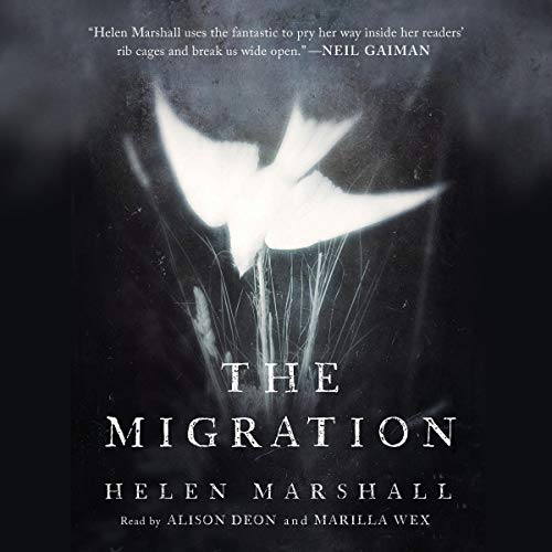 The Migration audiobook cover art