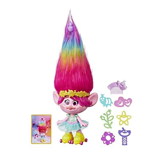 Trolls - Poppy Peinados Multicolores (Hasbro E1471105)
