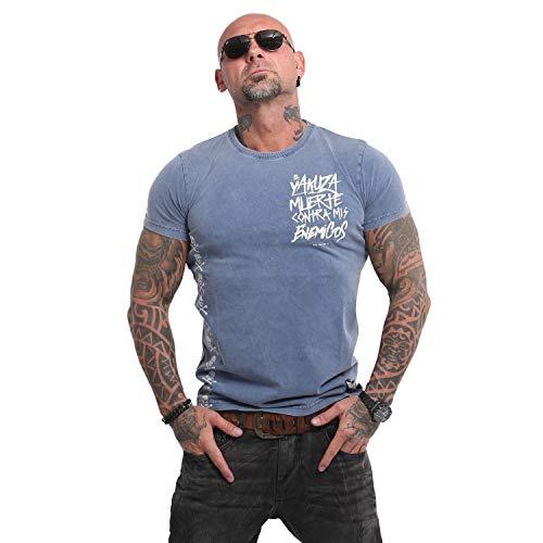 Yakuza Herren Enemigos Acid T-Shirt