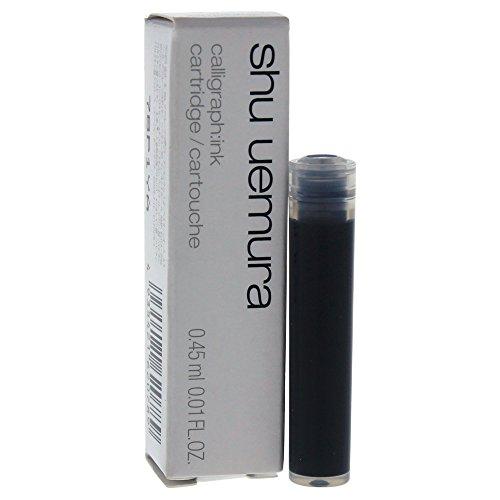 Shu Uemura Calligraphink Liquid Eyeliner Cartridge, Black, 0.01 Ounce