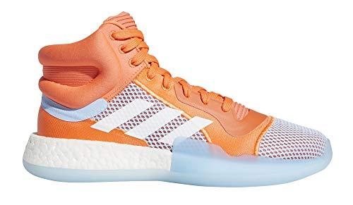 Adidas Marquee Boost Basketballschuhe, für Herren, Orange