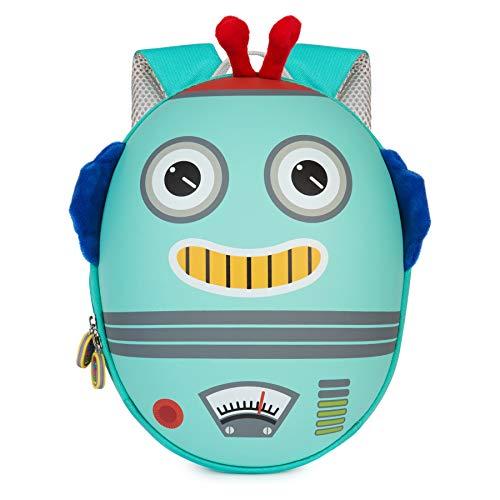 boppi Tiny Trekker Mochila Infantil De Viaje para Vacaciones - 4 litros - Robot