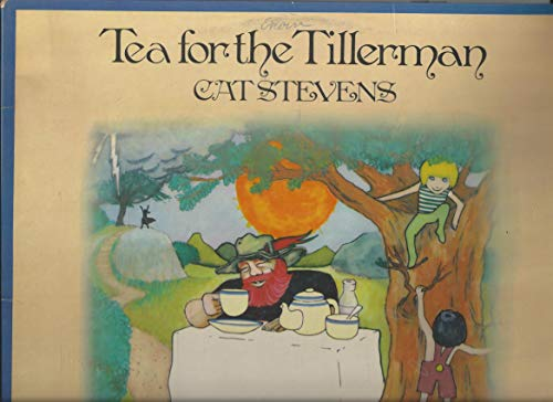 Cat Stevens - Tea For The Tillerman - Island Records - ILPS-9135