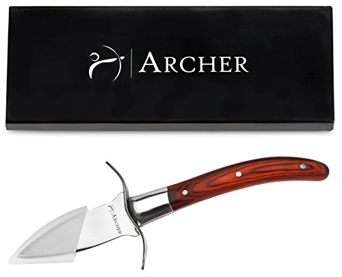 Archer Premium Oyster Shucking Knife