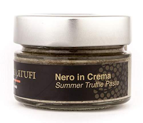 Pasta de trufa negra de verano en aceite de oliva 90 g de Italia Tartufi.