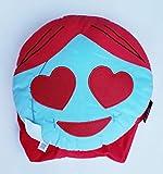 14 Inch The Nightmare Before Christmas 25 Years Sally Emoji Cushion