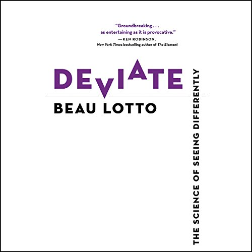 Deviate audiobook cover art