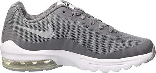 Nike Air Max Invigor Print, Baskets Homme, Gris (Cool Grey/Wolf Grey-Anthracite-White 005), 38 EU
