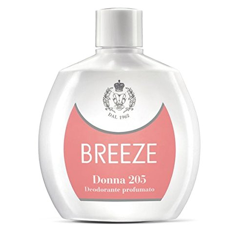 6 x BREEZE Deo Donna Squeeze 100 Ml
