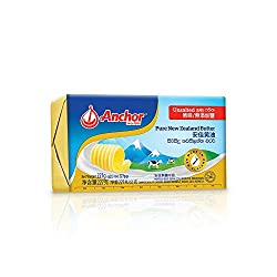 Anchor Unsalted Butter, 227g - Chilled