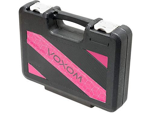 Voxom Werkzeugset Wk1 schwarz, 22-teilig Werkzeug, One Size