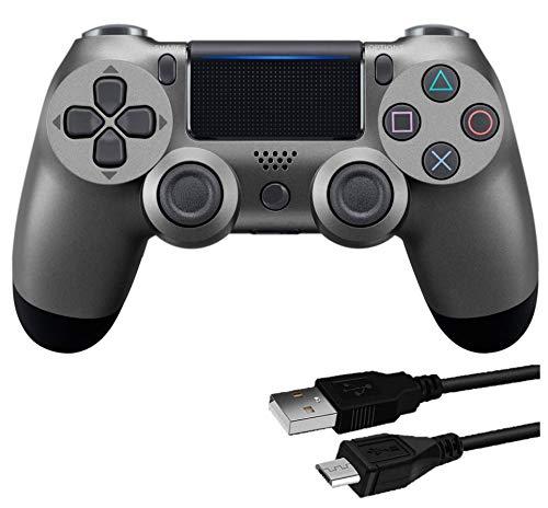 Mando inalámbrico para PS4 - Joystick remoto para Sony Playstation 4/Windows PC...