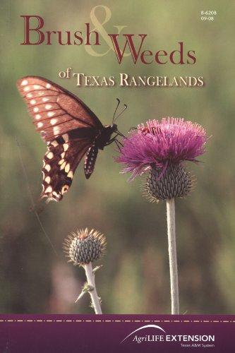 Brush and Weeds of Texas Rangelands Kentucky