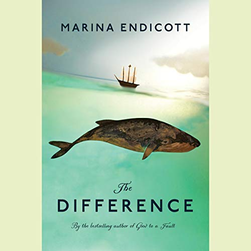 The Difference audiobook cover art