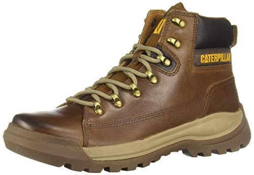 Cat Footwear Braun, Stivali Uomo, Marrone (Pelican Brown), 46 EU
