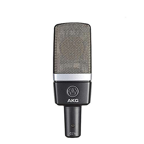 C214 Microphone Large Diaphragm Condenser Mic (Renewed)