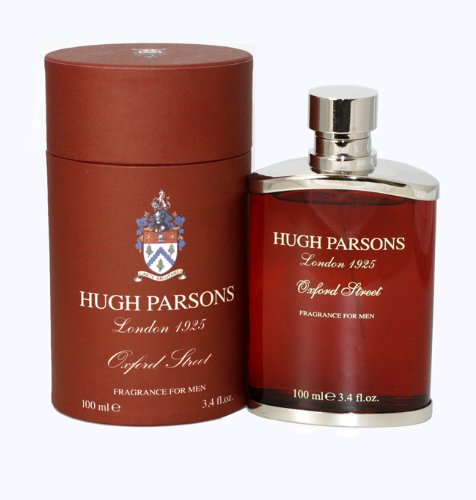 Hugh Parsons Oxford Street Eau de Parfum Natural Spray, 1er Pack (1 x 100 ml)