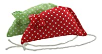 A pack contains 2 handmade mice, photos show typical colour varieties Handmade in England and filled with 100% maximum strength leaf and flower catnip 100% cotton outer, 100% cotton twine tail Body approx. 12cm (4.5 in.) long, 5cm (2 in.) high Assort...