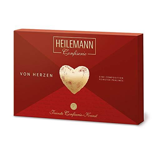 """Heilemann Praliné Composition """"Von Herzen"""", 122g"""