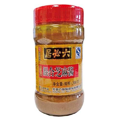 LBJ Chinesische Sesam Sauce mit Erdnuss 300g