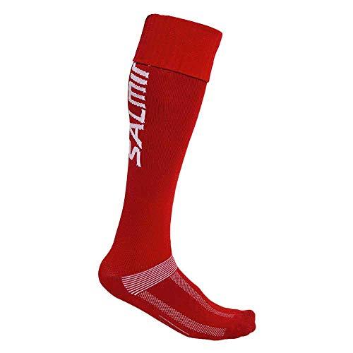 Salming - Coolfeel Team Sock Long, Rot, Größe 31-34