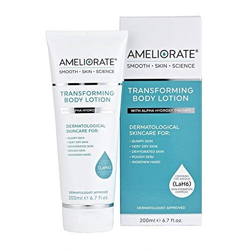 AMELIORATE Transforming Body Lotion ohne Duft, 200 ml