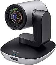 Logitech PTZ Pro 2 Camera – USB HD 1080P Video Camera for Conference Rooms (Renewed)