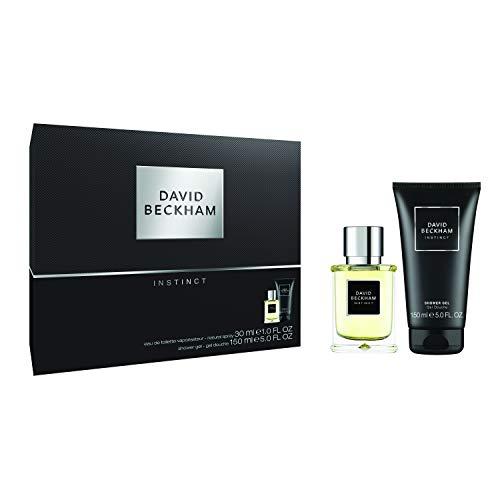 David Beckham Instinct Geschenkset Eau de Toilette + Duschgel, 180 ml