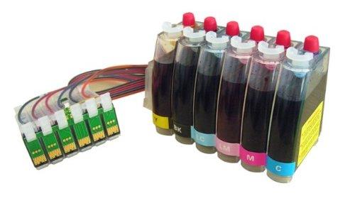 Ciss sistema con de tinta para Epson P50PX650impresora